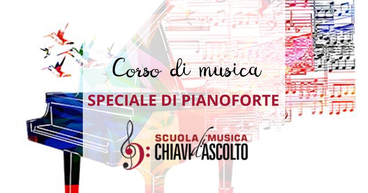 Corso speciale di pianoforte