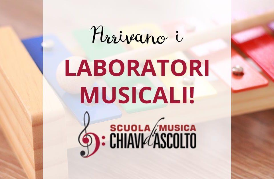 Laboratori musicali Chiavi d'Ascolto
