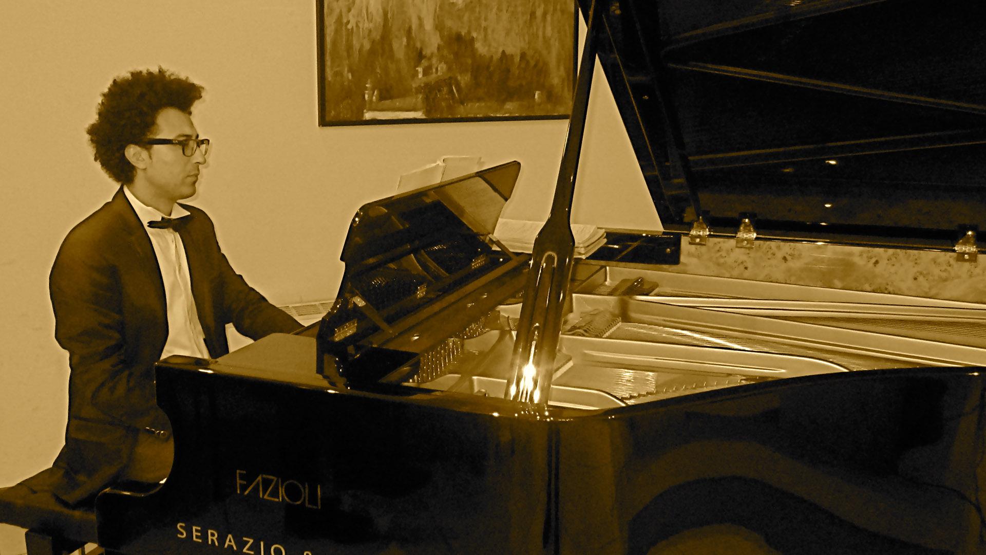 Giancarlo Aquilini - Chiavi d'Ascolto