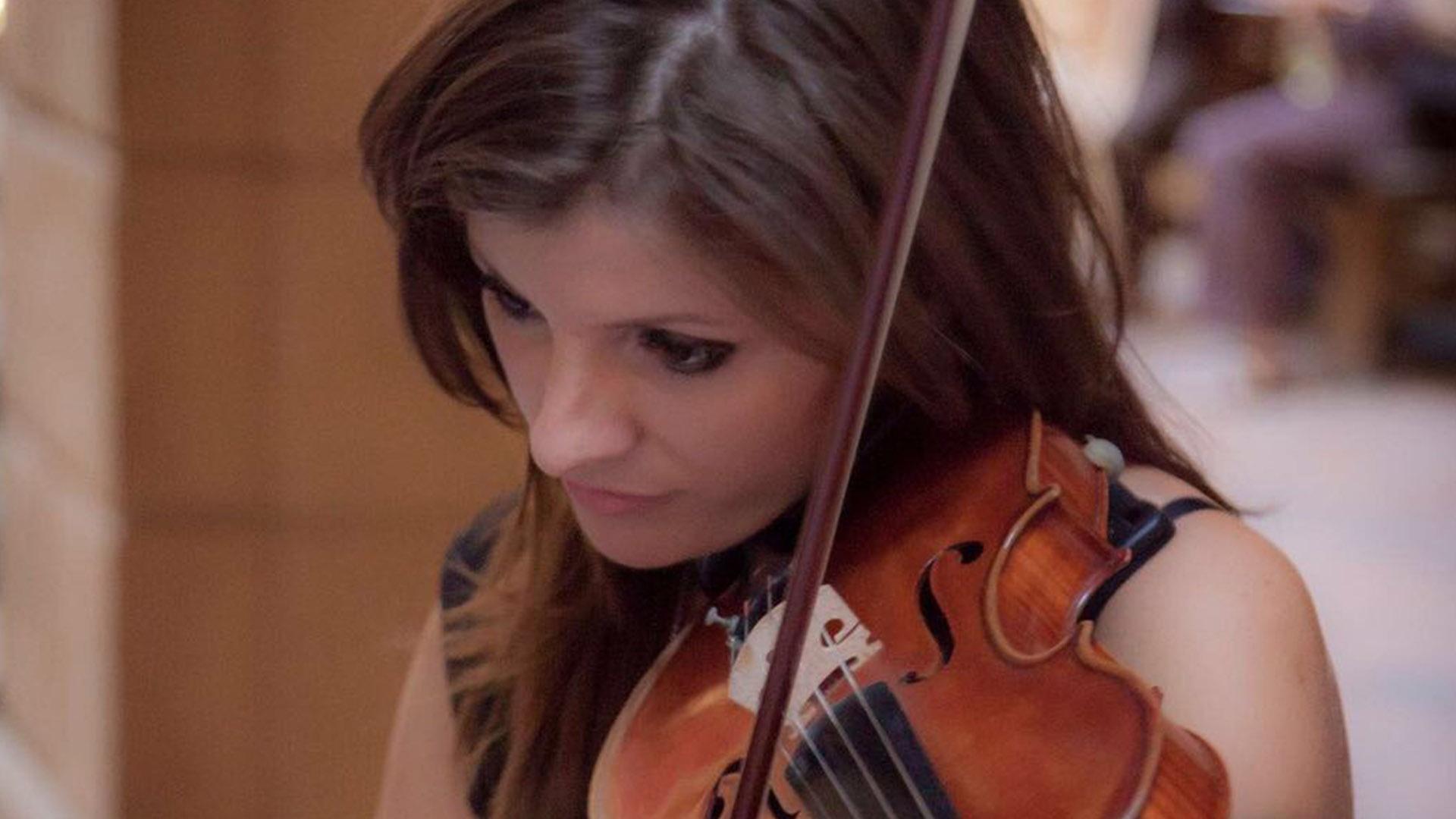 Marina Raičević - Violino
