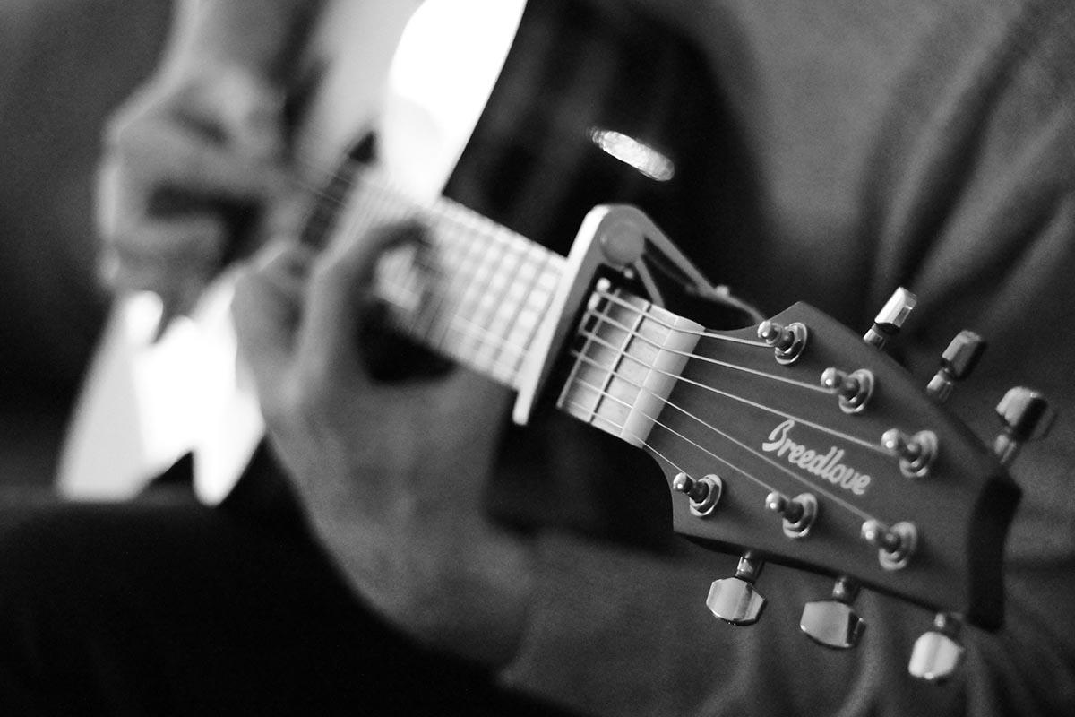 Impara a suonare la chitarra con Chiavi d'ascolto