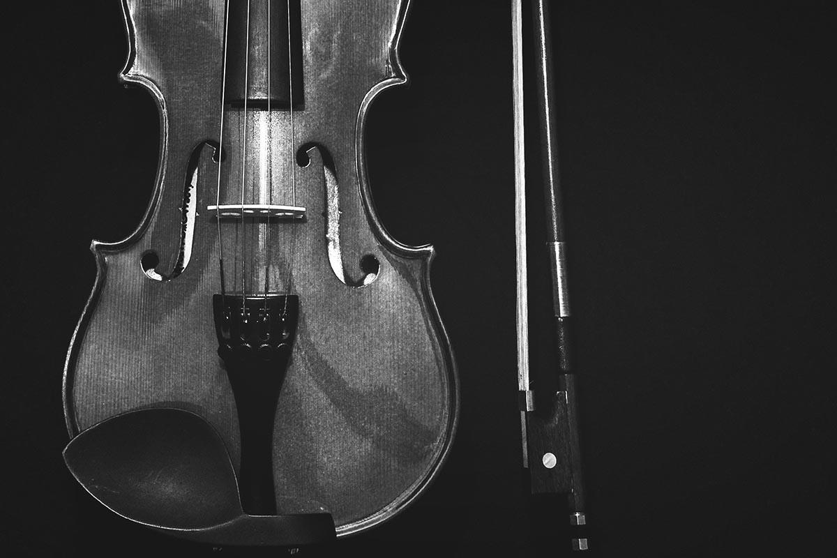 Impara a suonare il violino con Chiavi d'ascolto