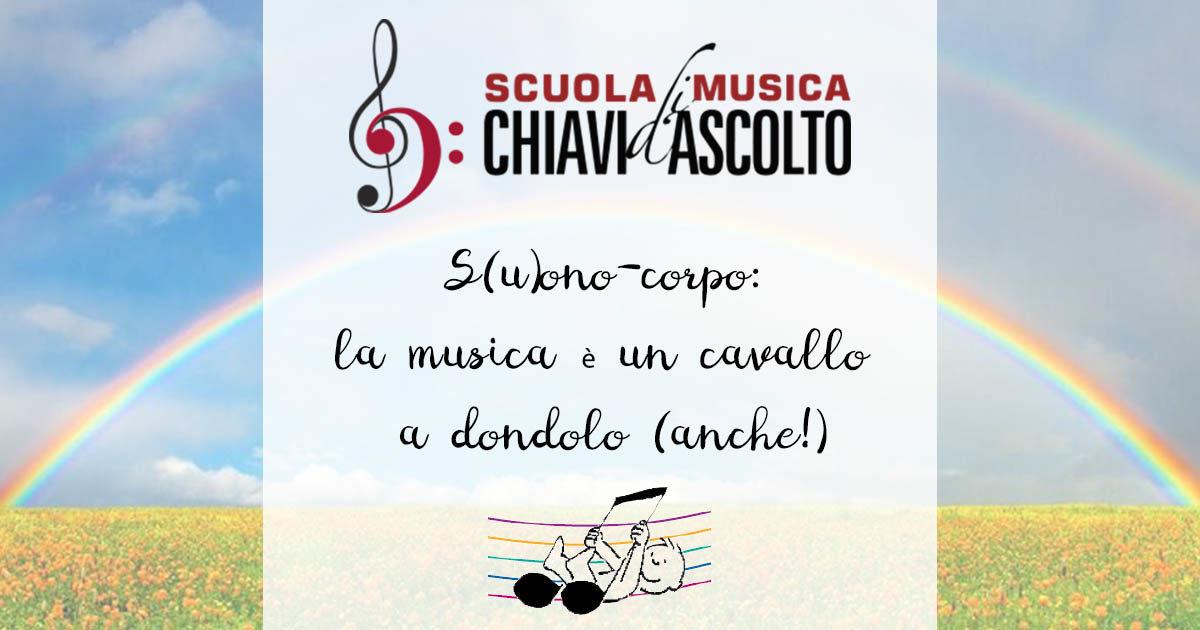 s(u)ono-corpo: la musica è un cavallo a dondolo (anche!) ~ Danze, canti e improvvisazioni a partire dal dondolamento ~ con Paolo Cerlati