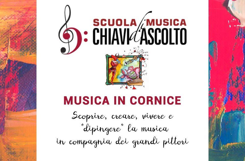 Seminario Chiavi d'ascolto - Musica in cornice