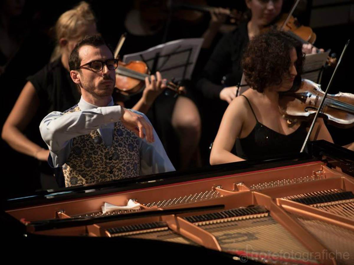 Matteo Rubini - Corso di pianoforte Chiavi d'Ascolto
